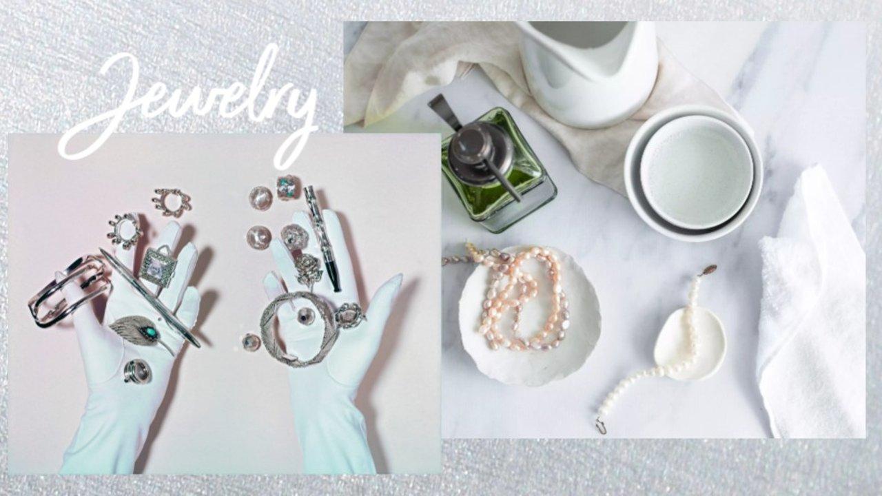 如何给首饰进行清洁消毒?戒指、项链、手表等饰品的日常清洁不能忽略