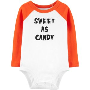 OshkoshB'gosh Family Matching Halloween Bodysuit