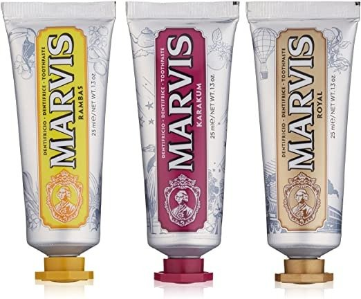 Marvis Marvis 旅行套装 3支装