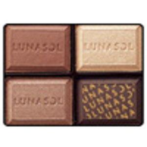LUNASOL Selection De Chocolat Eyes 02 Chocolat Amer