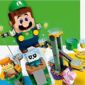 LegoLuigi起始包 71387 | 超级玛丽
