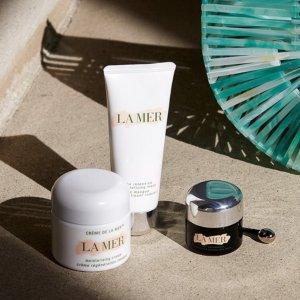 满赠最高价值$181.5的礼品Nordstrom 精选La Mer 美妆护肤品热卖 收最新限量版面霜