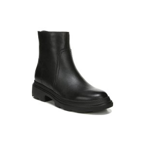 Naturalizer.com |Joelle in Black Leather Boots