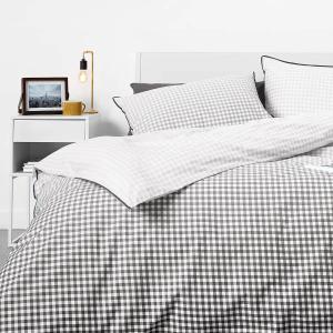 3.5折起 200针柔软舒适In Homeware 高品质床上用品折上折 收高颜值被套、床单