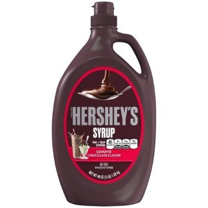 Hershey's牛奶巧克力酱