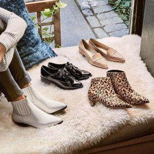 额外7折Shoes.com 精选女士美靴热卖 冬季必备