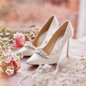 Jimmy Choo低至5折仅¥2500一年一次婚礼季,婚鞋凉鞋大集合,今夏最流行的款式都在这
