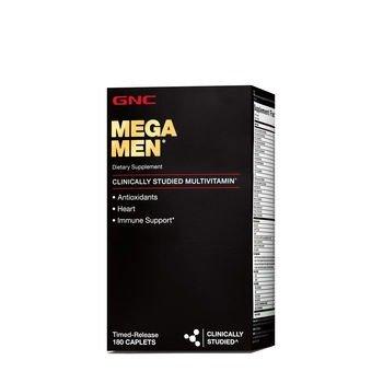 男士综合维生素 Mega Men® 180粒