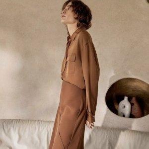 1.5折起+叠8.5折 £40收简约毛衣VINCE. 纽约轻奢品牌 优雅高级羊绒针织 优雅女孩儿秋冬必备