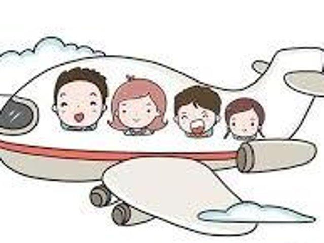 一人带两娃往返中美飞行指南(上)