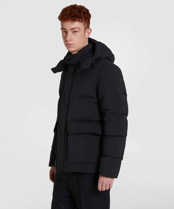 男士羽绒外套