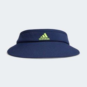 Adidas女款宽边空顶帽
