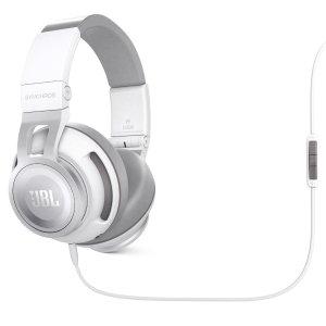 $59.99 包邮官翻 JBL Synchros S500 包耳式耳机 白色