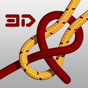 FreeKnots 3D (Android or iOS App)