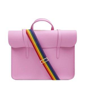 Cambridge Satchel彩虹系列大单肩包