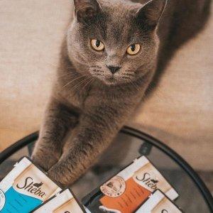 低至5.7折 €5.79收whiskas猫咪零食Amazon 宠物食品专场 收Sheba、whiskas优质猫粮、狗粮