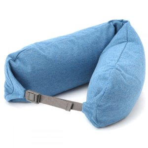 Well-Fitted Neck Cushion Blue