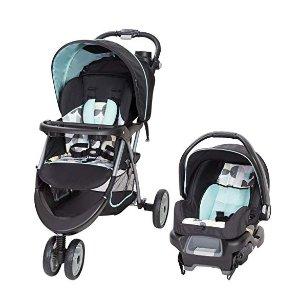 $111.85(原价$159.99)Baby Trend EZ Ride 35 旅行组合,婴儿推车+安全座椅套装