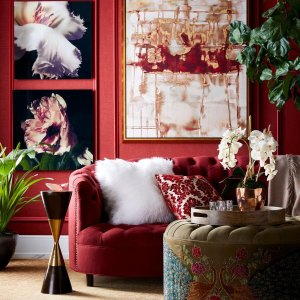 Up to 30% off + Free shippingSelect Decor, Lighting, Rugs, and Curtains on Sale @ Horchow