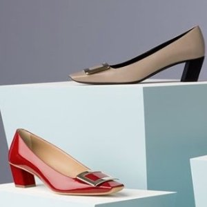 Last Day: Up to $250 off Roger Vivier Shoes Purchase @ Saks Fifth Avenue
