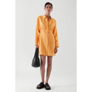 14码衬衣裙