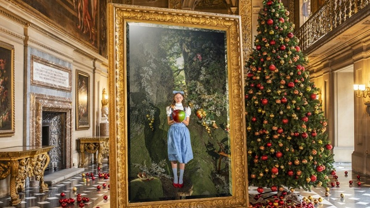 达西庄园过圣诞全指南 | 走入电影《傲慢与偏见》,近距离体验英式贵族生活!