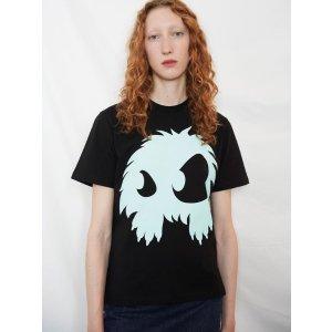 McQ by Alexander McQueenMonster Jersey Boyfriend T-Shirt