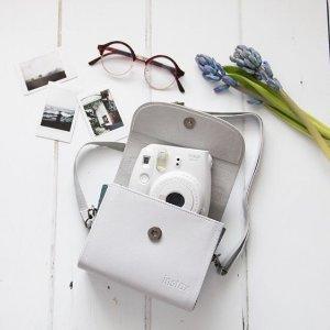低至£42.99,限时抢购史低价:Fujifilm Instax Mini 9 拍立得闪促 烟灰白难得参与~