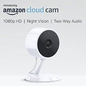 Amazon Cloud Cam 室内智能监控摄像头