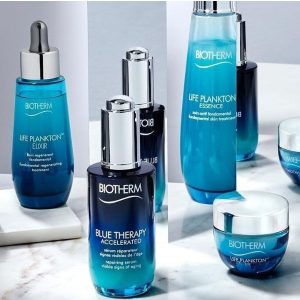 11 Samples on $85 or moreBiotherm Sitewide Sale