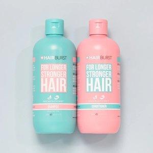 HairburstHairburst Shampoo & Conditioner for Longer Stronger Hair
