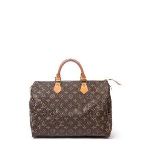 Louis Vuitton老花speedy 35