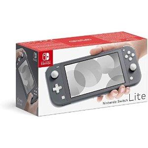 NintendoSwitch Lite - Grey
