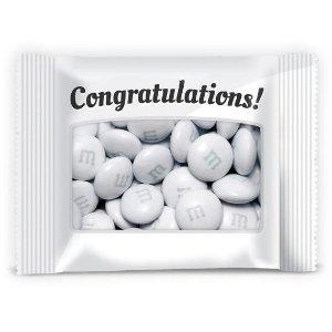 M&M's订制祝贺分享装巧克力豆