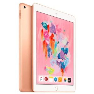 $560 (原价$658.99)回国可退税Apple iPad6 2018 带wifi 玫瑰金