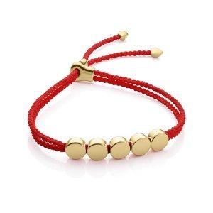 串珠小红绳