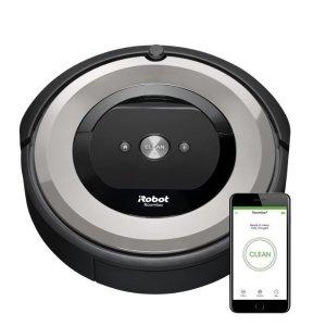 $249.98黑五开抢:iRobot Roomba e5 5134 智能扫地机器人 可连Wifi