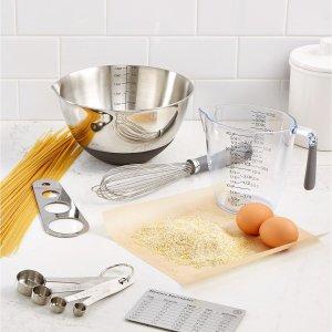 低至6折+额外8.5折Martha Stewart Collection 厨房用品促销, $21收砧板3件套
