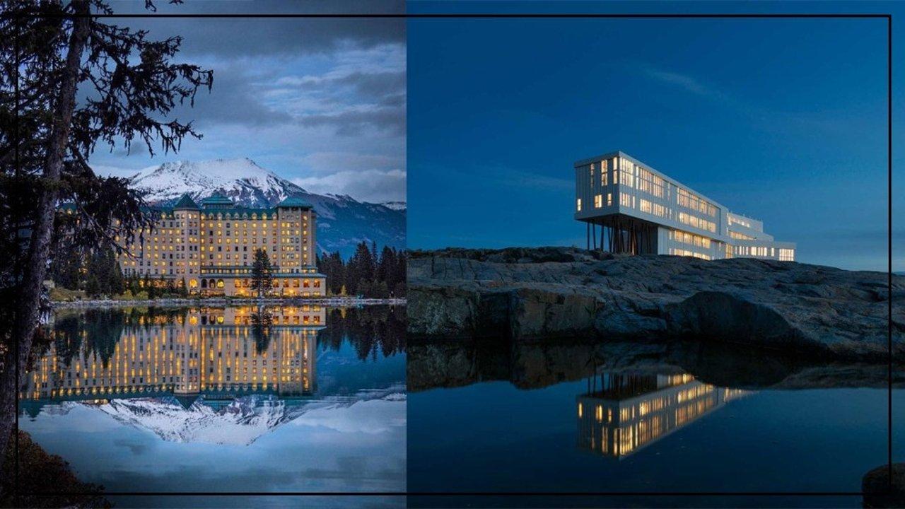 加拿大必打卡的酒店推荐 | 绝美风景、奇妙设计、独家口岸...