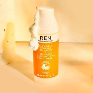 Ren Clean SkincareVC面霜