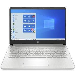$620(原价$749)史低价:HP Laptop 14 笔记本 (Ryzen5 5500u,8GB,512GB)