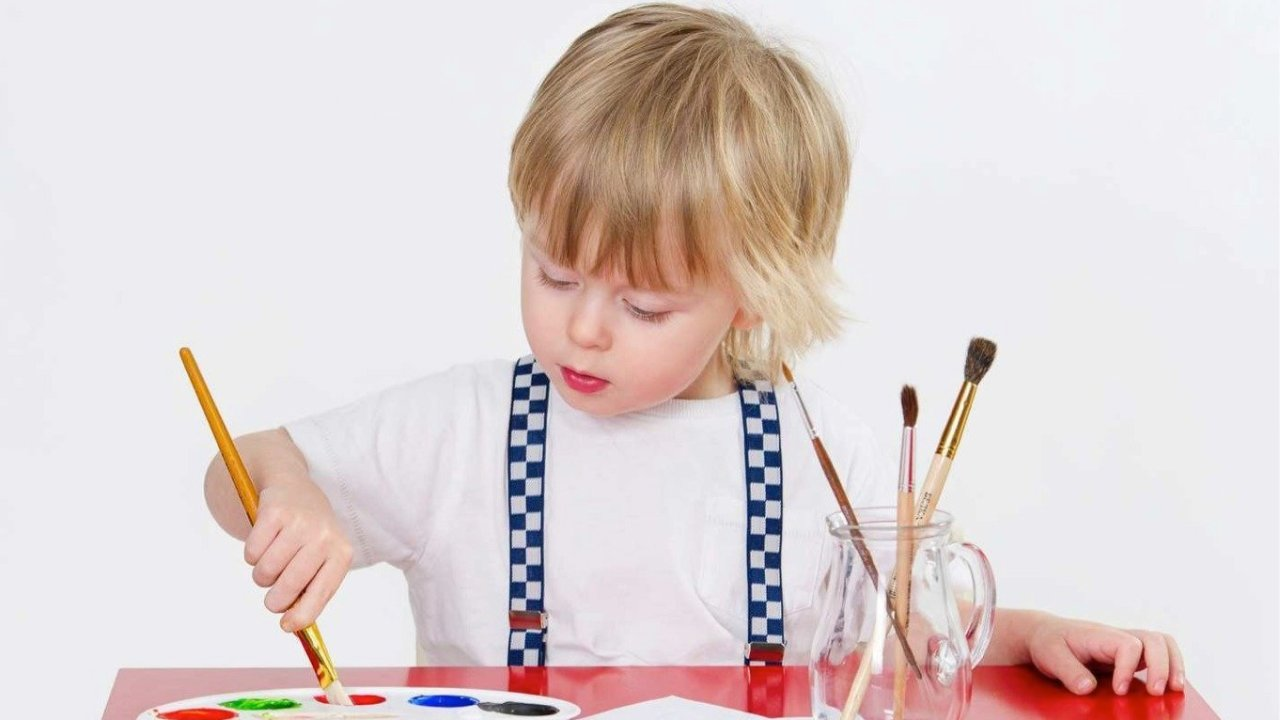 时髦又实用的艺术疗育 高情商妈妈,都这样处理自己和孩子情绪问题
