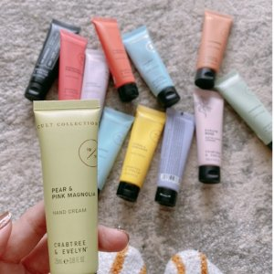 20% OffLast Day: Crabtree & Evelyn Bodycare Sale