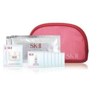 Free 12-pc Gift With Any $250 SK-II Purchase @ Bergdorf Goodman