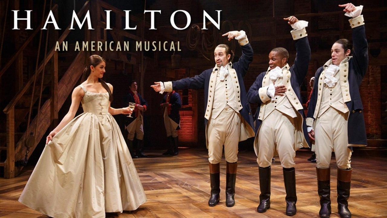想在家就能欣赏百老汇音乐剧?快来解锁《汉密尔顿》正确观影姿势!拥有完美舞台体验就现在~