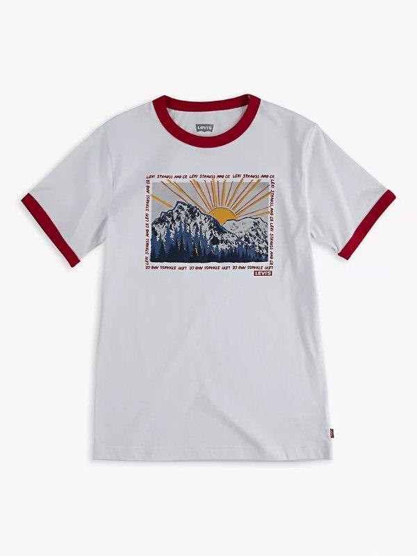 男童T恤 4-7