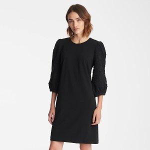 额外8折 封面美裙$47Karl Lagerfeld 轻奢美衣大促 $119收Chanel同源链条包