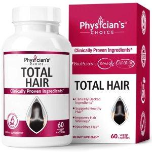 Hair Growth Vitamin Supplement