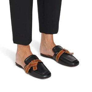 $848.21 (HR定价$950) 无关税新品上市:Loewe Gate 穆勒鞋 早秋断货王 爆款预备 随性优雅
