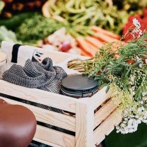 低至7.5折 €39收菠萝编织篮Westwing 家居日用专场 收环保包装袋、饭盒、野餐篮